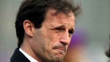 Аллегри прокомментировал поражение в игре с «Лацио»