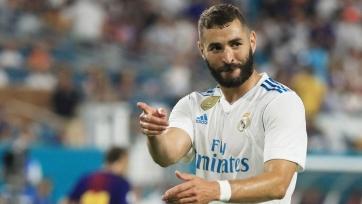 Карим Бензема вошёл в топ-7 лучших бомбардиров в истории «Реала»