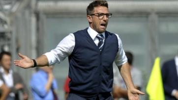 Ди Франческо: «Рома» проявила слишком много уважения к «Наполи»