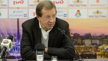 Юрий Сёмин: «Игра была до ошибки»