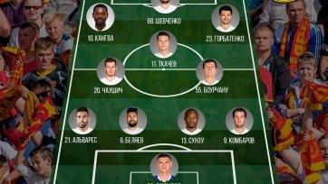 «Зенит» - «Арсенал» Тула, прямая онлайн-трансляция. Стартовые составы команд