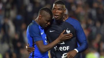 Моуринью рассказал, кто раздражает Погба в сборной Франции