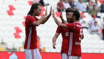 Дьяков забил первый гол в чемпионате Турции (видео)