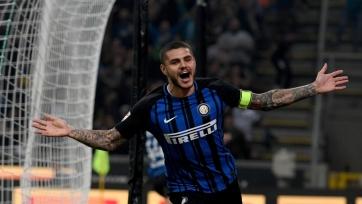 Хет-трик Икарди прибил «Милан» в дерби