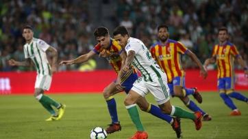 «Валенсия» победила «Бетис» со счётом 6:3 и обошла «Реал»