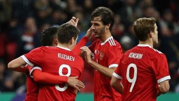 Россия сдала позиции в рейтинге ФИФА