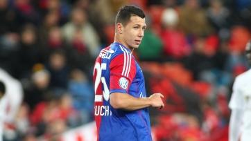 Сухи выразил мнение об обороне ЦСКА