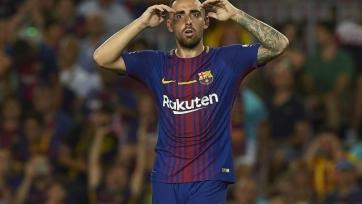 Пако Алькасер может уйти из «Барселоны» в январе