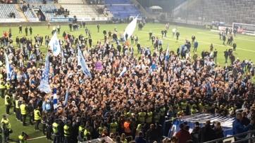«Мальмё» стал чемпионом Швеции