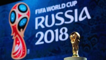 Стали известны результаты жеребьевки стыковых матчей ЧМ-2018