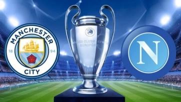 «Манчестер Сити» - «Наполи», прямая онлайн-трансляция. Стартовые составы команд