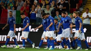 Стало известно, где сборная Италии проведёт домашний стыковой матч со шведами