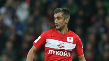 Самедов получил травму в матче с «Севильей»
