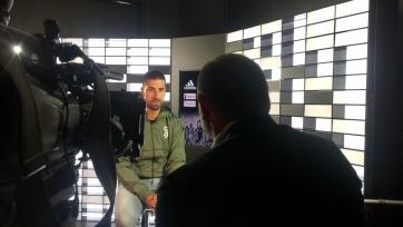 Хедира: «Отставать на пять очков от «Наполи» - это не очень хорошо, но сезон долгий»