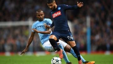 «Манчестер Сити» выиграл в дуэли с «Наполи»