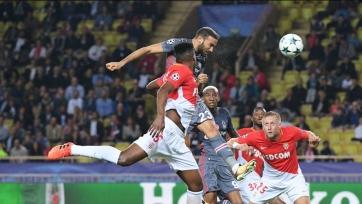«Бешикташ» переиграл на выезде «Монако»