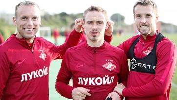 Созин нахваливает Ещенко и Комбарова