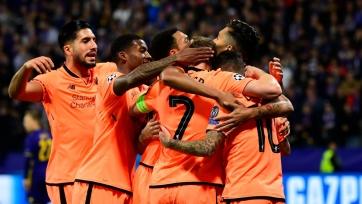 «Ливерпуль» повторил рекорд Лиги чемпионов