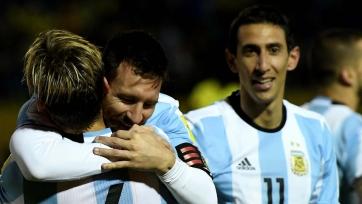 Стало известно, где может поселиться аргентинская сборная во время ЧМ-2018