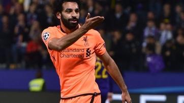 Салах надеется на то, что «Ливерпуль» улучшит свои показатели в АПЛ