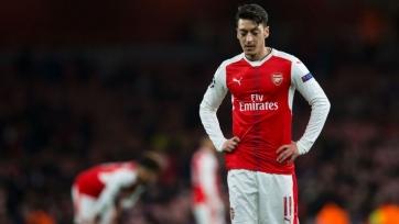 Пирес объяснил, почему Озил обозлился на «Арсенал»