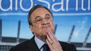 Президент «Реала» прокомментировал возможный выход «Барселоны» из Примеры