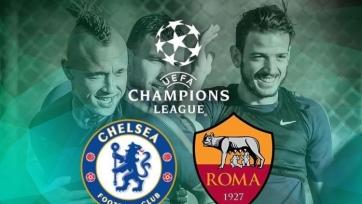 «Челси» - «Рома», прямая онлайн-трансляция. Стартовые составы команд