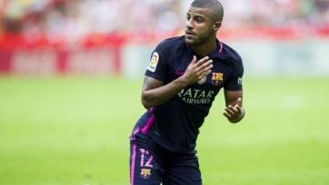 Рафинья Алькантара счастлив в «Барселоне» и не хочет покидать клуб