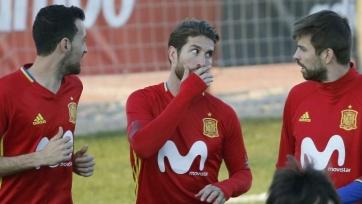 Бускетс, Пике и Рамос пригрозили уходом из сборной Испании