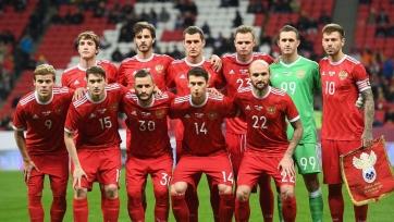 Сборная России может сыграть против Франции