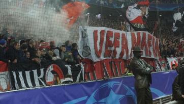 УЕФА оштрафовал «Спартак» на 33 тысячи евро
