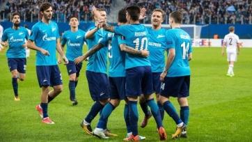 «Зенит» улучшил своё положение в рейтинге УЕФА