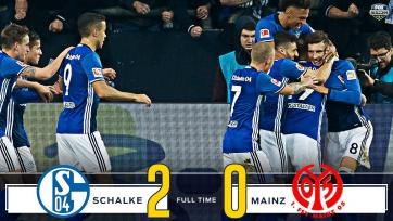 «Шальке» уверенно победил «Майнц»