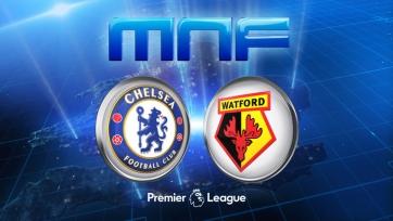 «Челси» – «Уотфорд», прямая онлайн-трансляция. Стартовые составы команд