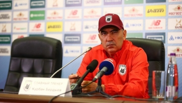 Бердыев проанализировал игру с «Динамо»