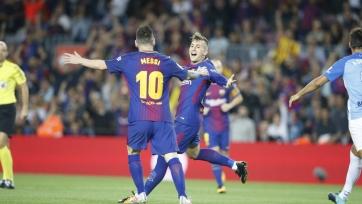 Деулофеу считает, что «Барселона» забила гол по правилам