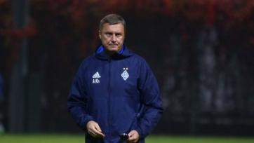 Хацкевич: «В игре с «Шахтёром» не будем щадить ни себя, ни соперника»