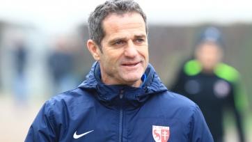 «Метц» уволил главного тренера