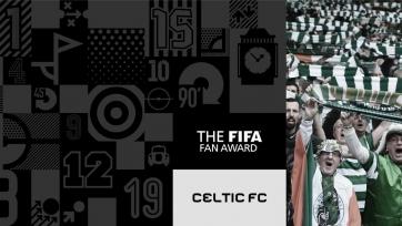 Болельщики «Селтика» признаны лучшими в 2017 году