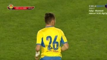 В Кубке Румынии сыграл безрукий футболист