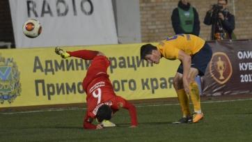 «Луч» прошёл лидера ФНЛ на пути в четвертьфинал Кубка России