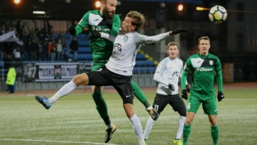 «Тосно» переиграл «Томь» в серии пенальти
