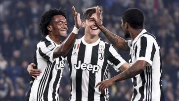 Уверенные победы «Ювентуса» и «Милана» и другие результаты матчей Серии А