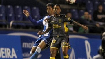 Гол Лукаса Переса не спас «Депортиво» от крупного поражения в игре с «Лас-Пальмасом»