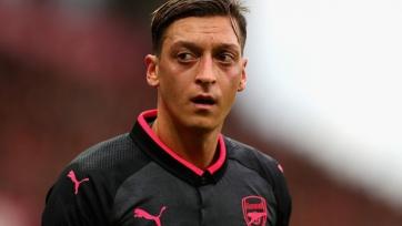 Озил: «Я всегда отдаюсь на сто процентов за «Арсенал»