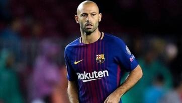 Маскерано сообщил руководству «Барселоны» о желании уйти