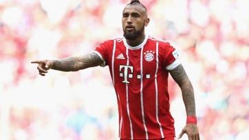 «Бавария» решила продать Видаля из-за драки в ночном клубе