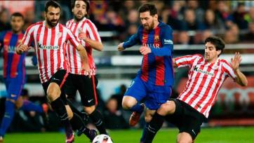 «Атлетик» – «Барселона», прямая онлайн-трансляция. Стартовые составы команд