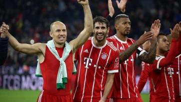 «Бавария» победила «РБ Лейпциг» и вышла на чистое первое место