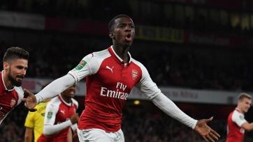 «Арсенал» увеличит зарплату Нкетиа на 650%